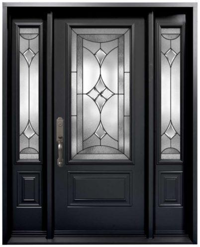 Porte Acier Verre Select Renoir